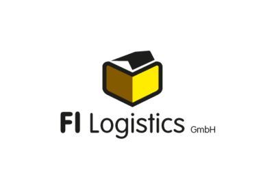 Projekt logo FI Logostics