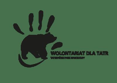 Logo Wolontariat dla Tatr